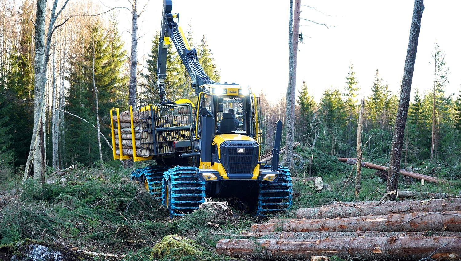 Forwarder 574F